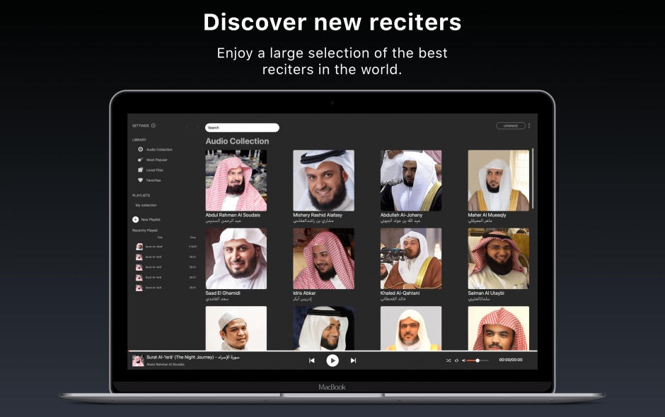 Announcing Quran Pro for Mac App Store!