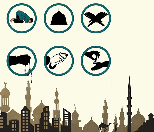 Some techniques help you prepare for Ramadan